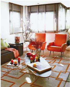 A Chicago designer uses the ultimate Spring fashion trend - color blocking - to brighten up some urban spaces.