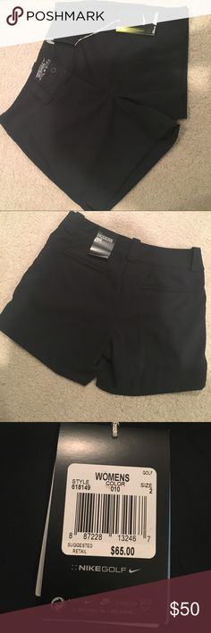 BRAND NEW Nike athletic button up shorts BRAND NEW Nike golf shorts Nike Shorts