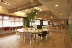 株式会社イデアインターナショナルや、新世代のオフィスや店舗などの空間デザインが見られるコミュニティサイト。