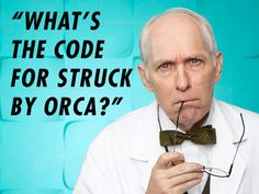 Funny: 18 Excruciatingly Detailed New Medical Codes Your Doctor Might Now Be Using http://www.rd.com/funny-stuff/new-medical-codes/#.Vw1Ia1J8aCQ.twitter