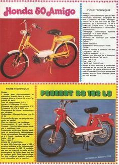 Honda 50 Amigo, Frankreich < 1,5´nl (daf) https://de.pinterest.com/santenkraam/born-in-1964-netherlands-europe/
