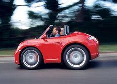 Miniautos - Autos deportivos de lujo jibarizados