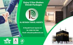 Al-reyadh travel agents - one stop solution for all your Soudi Visa needs, Cargo Services, and Haj and Umrah Tours