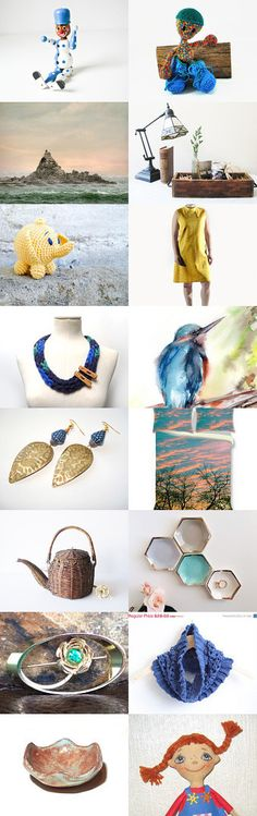 Tuesday   17:20 by George Helen on Etsy--Pinned with TreasuryPin.com