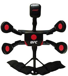 BAS UFC Body Action System Deluxe - Professional Freestanding Home Training Equipment System for MMA, Kickboxing, Muay Thai and Martial Arts - Adjustable Punching and Kicking Pads Body Action System, Ufc Training, Mma Boxing, Boxing Gym, Boxing Workout, Mma Equipment, Martial Arts Training Equipment, Martial Arts Techniques, Martial Arts Workout