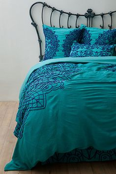 Solea Duvet #anthropologie