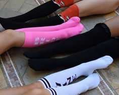 Knee Socks Knee Socks, High Socks, Boots, Fashion, Crotch Boots, Moda, Fashion Styles, Heeled Boots, Fashion Illustrations