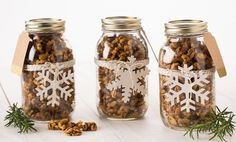 DIY Holiday Gifts with California Walnuts