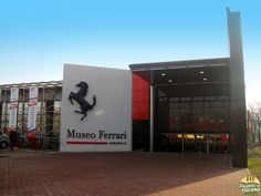 """""""Como ir e o que fazer em Maranello, terra da Ferrari"""" by @DeyseNaToscana"""