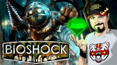 For the first Gem of 2017 I want you to take a trip with me below the deep blue sea with one of my favourite FPS titles: Bioshock!  - - - - - - - - - - - - - - - - - - - - - - - - - - - - - - - - - - - - - - - - - - - - - - - -  Hi there! My name's Andy and on YouTube I'm known as Triple G (Grizzly Guernsey Gamer).  I make videos on video games ranging from Retrospectives, Reviews, Gripes, Comedy Vids and more!  So if it's your first time on the channel and you want to check out more Grizzly…