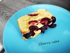 Cherry Cake | Subscribe GospodarulCasei - YouTube Cherry Cake, French Toast, Breakfast, Kitchen, Youtube, Food, Morning Coffee, Cooking, Kitchens