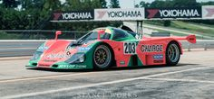 AN AFTERNOON WITH AN ICON: MY DATE WITH THE MAZDA 767B AT ROAD ATLANTA