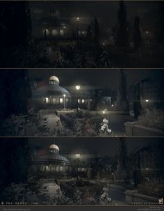ArtStation - The Order: 1886 - Breakdowns, David Lieu