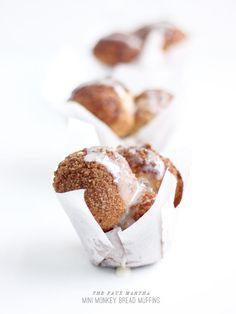 mini monkey bread muffins