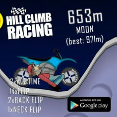 Guauuuuuuuuuu😁😁😁😁😁😁😁😁😁😁😁😁😁😀😁 Hill Climb Racing, Android Apps, Climbing, Mountaineering, Hiking, Rock Climbing