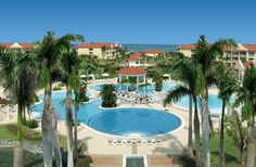 Gonna be here on Sunday! paradisus-princesa-del-mar-resort-spa-hotel-view