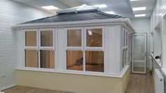 SkyVista Orangery Roofing Systems, Shed, Outdoor Structures, Windows, House, Ideas, Balcony, Home, Thoughts