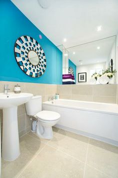 Bellway - Bathroom Tiles