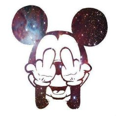 Mickey Fucking Mouse
