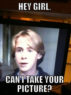 True Ryan Gosling fans will know this, specifically what episode of Goosebumps he was on :)