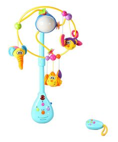 Another great find on #zulily! Remote Control Merry-Go-Round Mobile #zulilyfinds