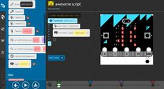 The website for the BBC Micro:Bit has lots of coding resources to use with and without a Micro:Bit device for both teachers and pupils, including program creators with a choice of programming languages.