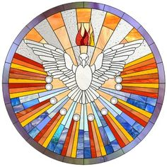 Symmetrical dove center etching 2 - pentacost - Click Image to Close Glass Painting Patterns, Cross Quilt, Book Of Life, Religious Art, All Saints, Holy Spirit, Art For Kids, Kid Art, Metal Art