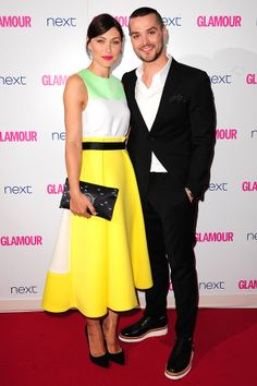 VOTE for your best dressed couple at the GLAMOUR Awards