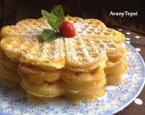 Zsíros pogácsa recept Brenner Anna konyhájából - Receptneked.hu Winter Food, Waffles, Sandwiches, Deserts, Muffin, Food And Drink, Sweets, Baking, Breakfast