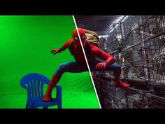 Hollywood blockbusters have become increasingly reliant on visual effects over the past few decades, and recent advances in technology have made it possible . Movie Themes, Movie Props, Hulk, Lightsaber Fight, Movie Special Effects, In And Out Movie, After Movie, Chroma Key, Visual Effects