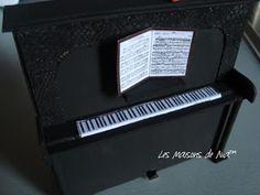 how to: miniature piano