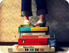 photo Books/Reading