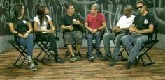 Programa da Globo abre espaço para pichadores satanistas