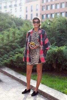 ALTAMIRA: Giovanna Battaglia, former Dolce & Gabbana house model
