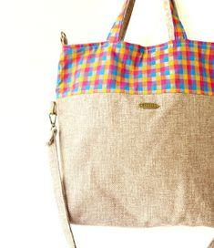 Jute Handloom Foldover Tote Bag Jute Fabric, Jute Bags, Everyday Bag, Custom Bags, Travel Gifts, Casual Bags, Handmade Bags, Mother Gifts, Zipper Pouch