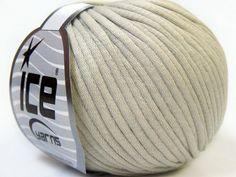 Nuevo algodón de primavera y verano.  Cotton Tube.  http://tualmacen.yarnshopping.com/cat.es.5179  Composición: 70% algodón, 30% poliéster  Agujas recomendadas: 6 - 7 mm. / 10 - 10 1/2 US.  Tipo: Voluminosos.  Peso del ovillo: 50 gr. (55 metros aprox.)