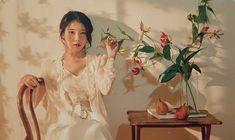 iu pics 🌼 on , - Korean Beauty Korean Celebrities, Celebs, Aesthetic Photo, Beauty Editorial, Korean Beauty, Asian Beauty, Queen, Korean Singer, Kpop Girls