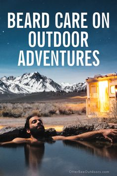 Beard care on outdoor adventures is different from your everyday care. The perfect outdoorsman beard care kit contains unscented products and compact tools. Quotes About Photography, Travel Photography, Beard Shampoo, Beard Wash, Beard Look, Thru Hiking, Outdoor Adventures, Beards Funny, Hot Beards