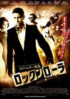 ロックンローラ - Yahoo!映画
