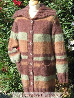 Kit à tricoter Igloo mohair