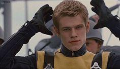 Lucas Till plays Havok in X-Men: First Class.  #LucasTill #Havok #XMen