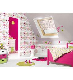Papel Pintado Caselio Miss Zoe 54064207. Papeles para paredes infantil ideales para decorar las habitaciones de las niñas. ¡¡PROMOCIÓN ESPECIAL 15% DE DESCUENTO + 5 EUROS DE DESCUENTO POR SER NUEVO CLIENTE!! ¡¡Añádenos a las redes sociales y acumula descuentos de 1 EURO sólo por hacerte seguidor!!!