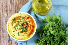 Kitchenaid, Tahini, Hummus, Curry, Vegan, Ethnic Recipes, Food, Red Peppers, Curries