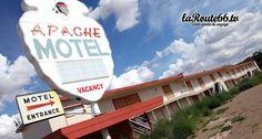 #route66 Apache Motel, Tucumcari NM http://usroute66.wordpress.com/route-66-nouveau-mexique/