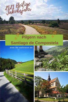 #Jakobsweg Routen - Tipps zum #Pilgern Beste Hotels, Places To See, Explore, Group, Board, Travel, Santiago De Compostela, Hostel, Around The Worlds