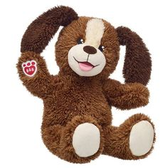 Playful Pup | Plush Puppy | Build-A-Bear Valentines Day Teddy Bear, Valentine Day Gifts, Build A Bear Online, Popcorn Gift, Santa Gifts, Dear Santa, Pet Gifts, Unique Clothing, Clothing Accessories