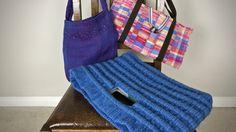 Quiet Friday: Handwoven Handbags – Warped for Good