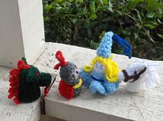 Crochet Finger Puppets - Fairy Tales at Your Fingertips (Some Assembly Required) - Media - Crochet Me