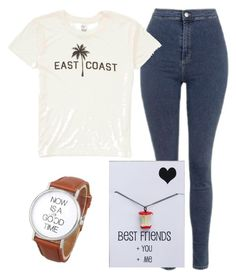 """East Coast birthday gift party"" by myfriendshop ❤ liked on Polyvore featuring Topshop and Billabong"