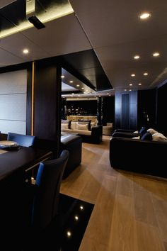 Sunseeker 130 Sport Yacht Interior Exquisite